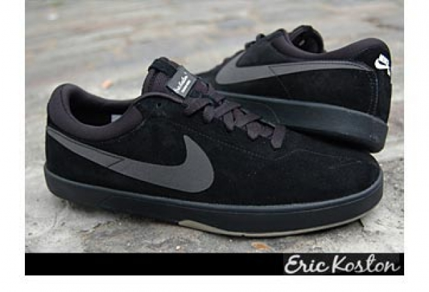 Nike SB Eric Koston Mid BlackWhite Skateaffair