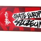 Cliche x Skate Europe collaboration deck 01