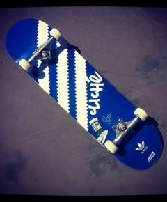 Cliché x Adidas Skateboarding