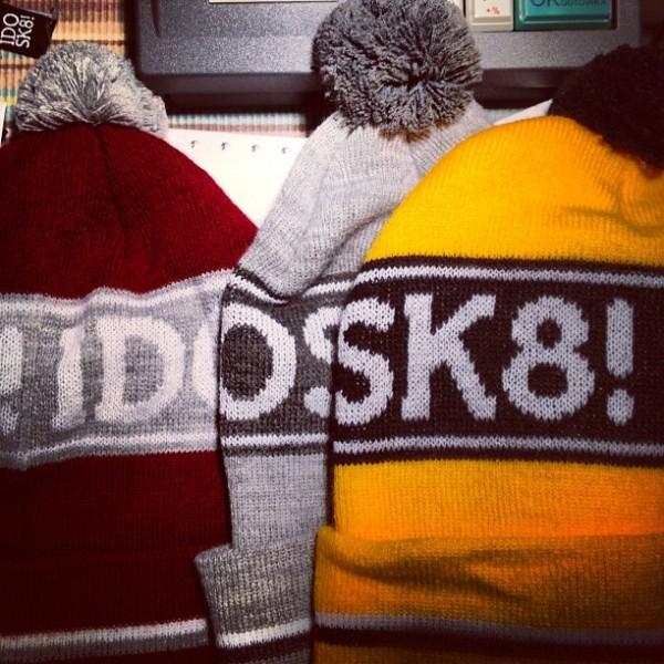 instagram @idosk8