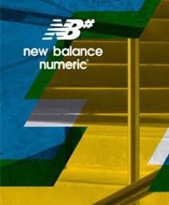 Deskorolkowy New Balance pod kryptonimem Numeric.