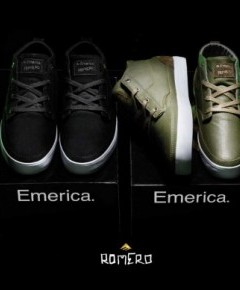 EMERICA – FALL 2013 FOOTWEAR