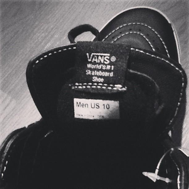 Nie lubię zimowych butów, szukam alternatyw! VANS Sk8 Hi