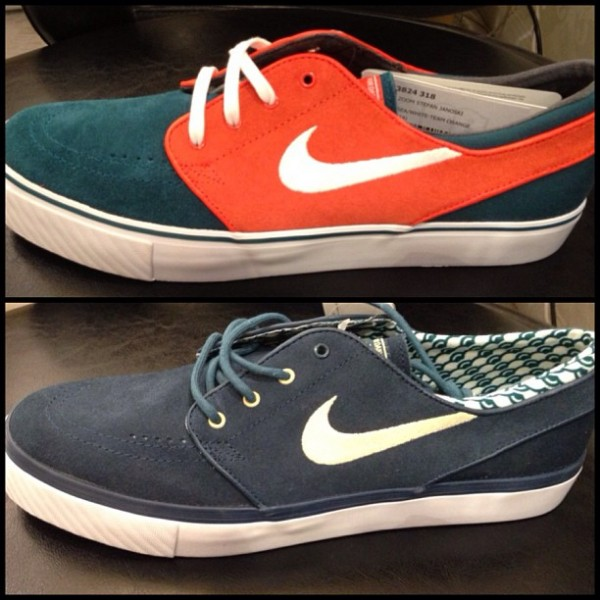 Nike SB - Stefan Janoski Low - Holiday 2013