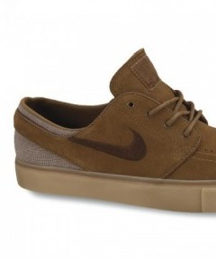 Light British Tan/Dark Field Brown