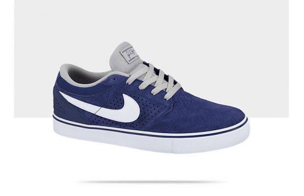 size 40 a4e78 78cac Nike SB - Paul Rodriguez 5 - Deep Royal BlueGreyWhite