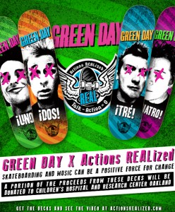 RS-GreenDayXActionsREALizedPressRelease
