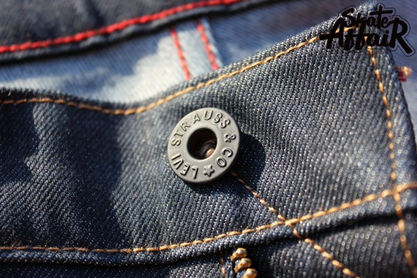 Levi's - Button - Skateaffair