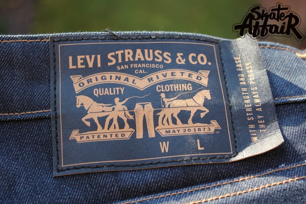 Quality Clothing - Levis - Skateaffair