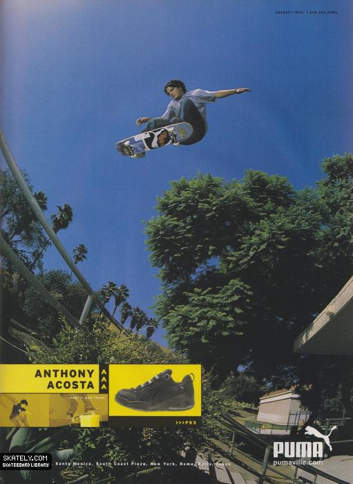 Anthony Acosta x Puma