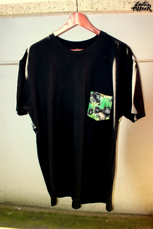 Concrete Jungle Collection - Gorilla Tee - XL