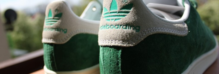 TEST&RIDE – ADIDAS SKATEBOARDING STAN SMITH