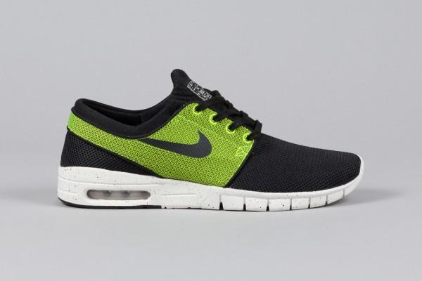 Nike SB - Janoski Max - Black/Volt