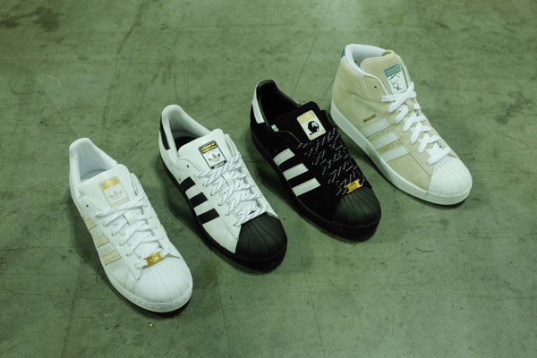 adidas superstar up 2 na nodze