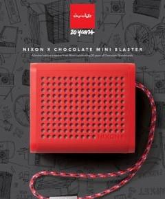 nixon x chocolate