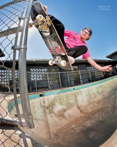 the skateboard mag 133