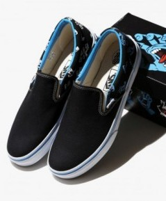 298768c1180f86 Vans x Santa Cruz Jim Phillips Classic Slip-On - Skateaffair