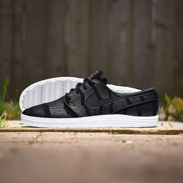 Nike SB – Lunar Janoski – Black/Pure Platinum/Anthracite ...