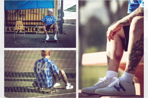 HUF – SUMMER 2016 – LOOKBOOK