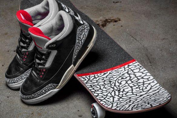 Prawie jak skateboarding – Jordan Heads Brooklyn x GLOBE