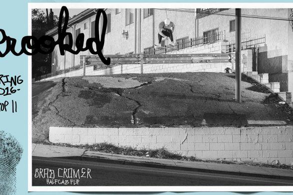 Krooked Skateboarding Spring 2016 – drop II
