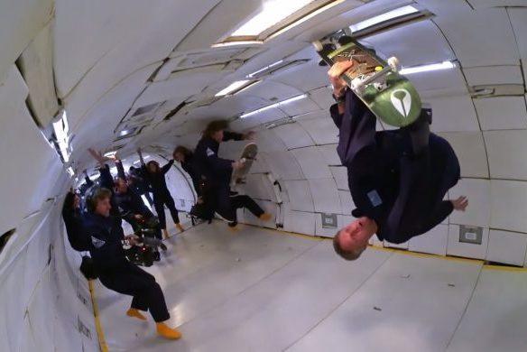 tony jaws zero gravity