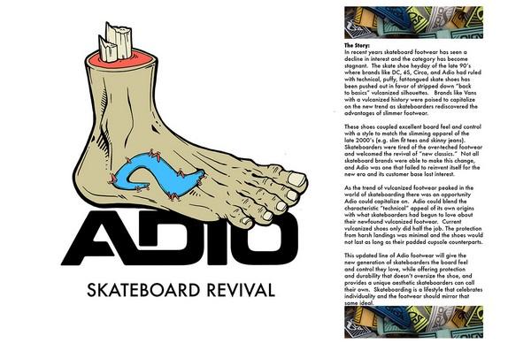 Czy buty Adio powrócą?