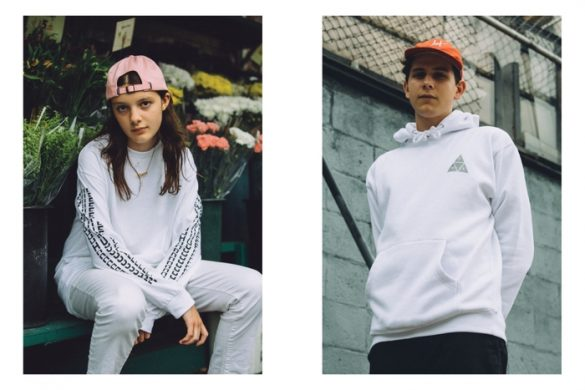 HUF – FALL 2016 LOOKBOOK