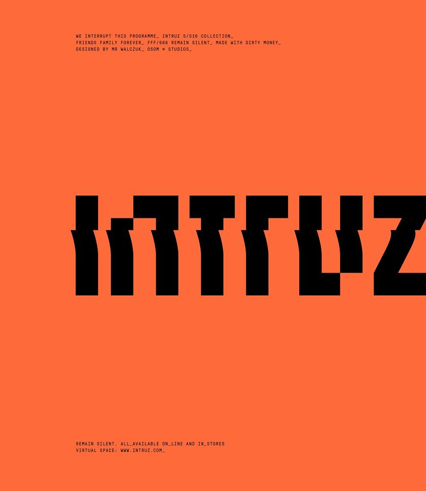 Intruz – WE INTERRUPT THIS PROGRAMME COLLECTION
