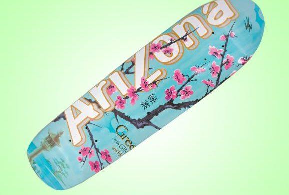 AriZona Cruiser Deck