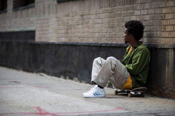 Na-Kel Smith adidas Skateboarding Matchcourt mid