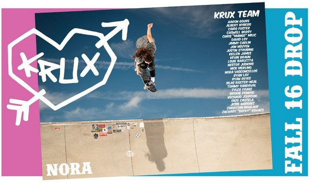 Krux – Fall 2016 Catalog