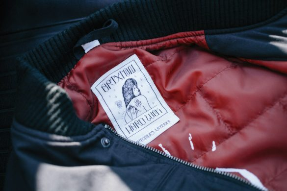 "THE BRIXTON & HARD LUCK MFG ""FRIENDLY UNION"""