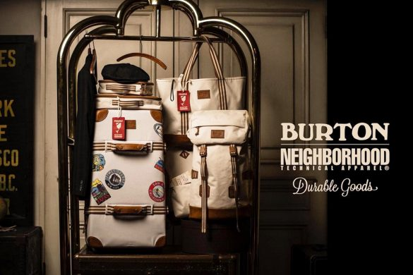 "Burton x Neigborhood ""Heritage Traveller"""