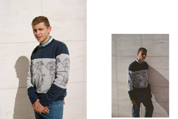 Palace Fall 2016 lookbook