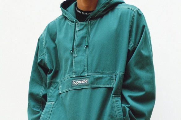 Supreme jesień/zima 2016 lookbook