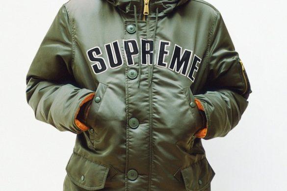 Supreme jesień/zima 2016 lookbook