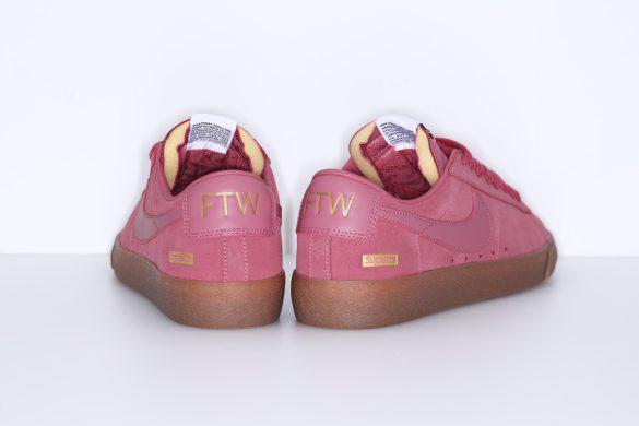 Supreme x Nike SB Blazer Low GT