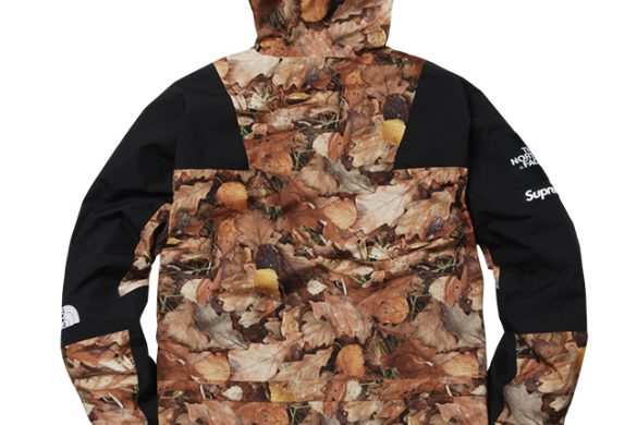 Supreme x The North Face – Jesień/Zima 2016