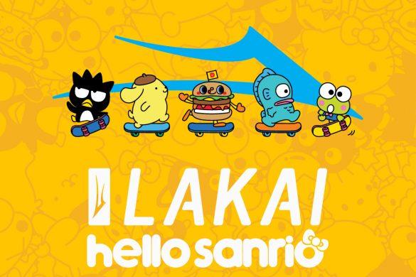 LAKAI x HELLO SANRIO