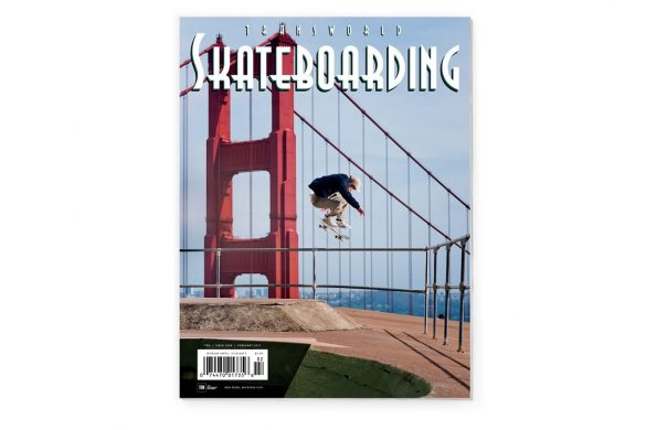 Transworld Skateboarding February 2017