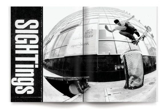 Transworld Skateboarding February 2017
