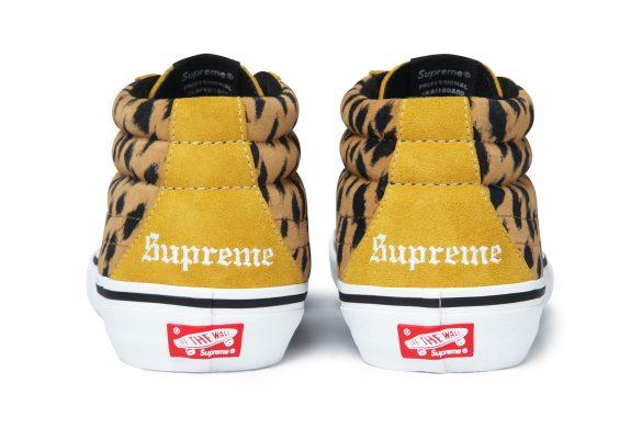 Supreme x Vans 2017 Spring/Summer