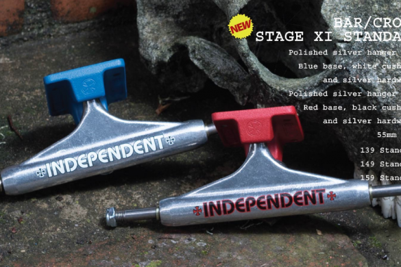 Katalog Independent Trucks Spring / Summer 2017