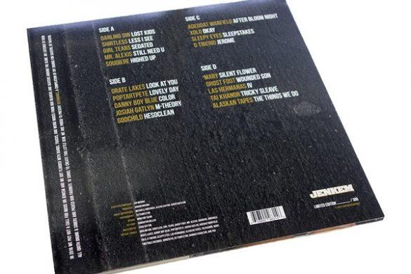 Muzyka od skejtów dla skejtów na vinylu od JENKEM!