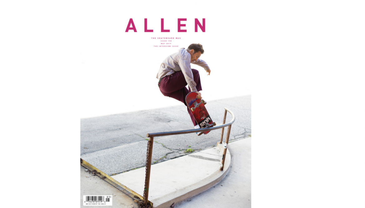 The Skateboard Mag Issue #158