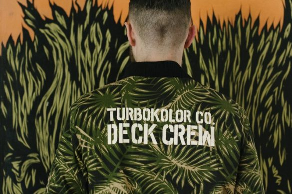 Turbokolor – SS 2017 Lookbook +video z odwiedzin Chris'a Haslama