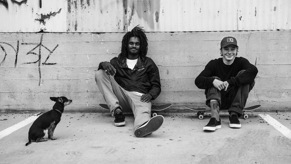 DC Shoes x Baker Skateboards – The Nonesense collection