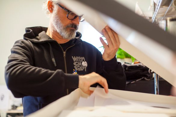 Wrench Pilot, Andy Jenkins dla Turbokolor Co.