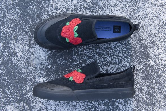 Na-Kel Smith x adidas Skateboarding Matchcourt Slip-On
